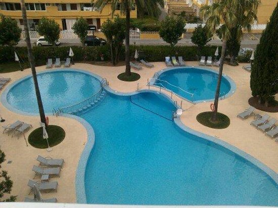 Hotel JS Sol de Alcudia: Hotelpool