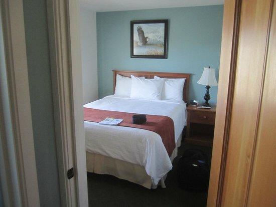 Seaquest Motel : Bedroom