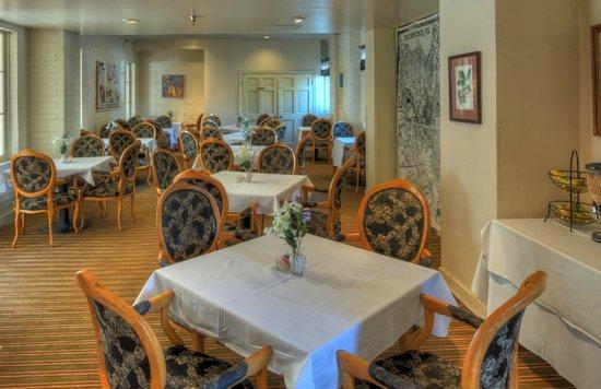Linden Row Inn: Dining Room