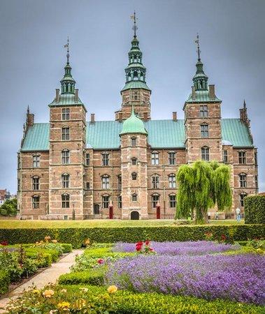 Château de Rosenborg : Rosenborg gardens