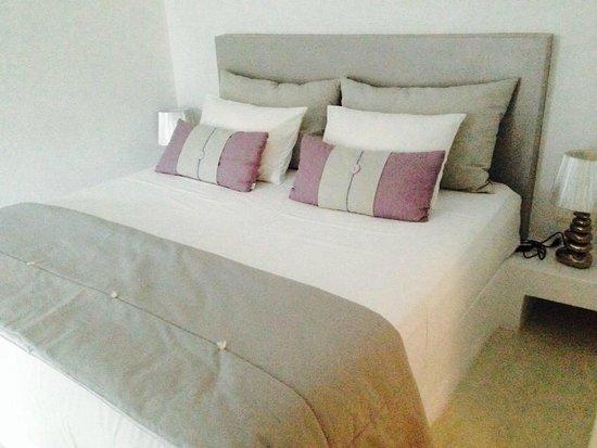Edem Suites: κρεββατοκάμαρα