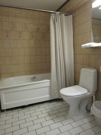 Scandic Neptun : Bathroom