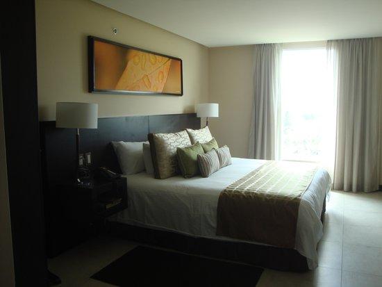 Studio Hotel: One of my rooms