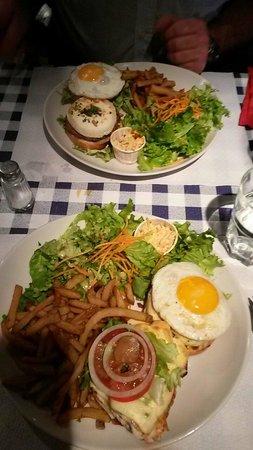 Rest'o'Rock: Rock burger