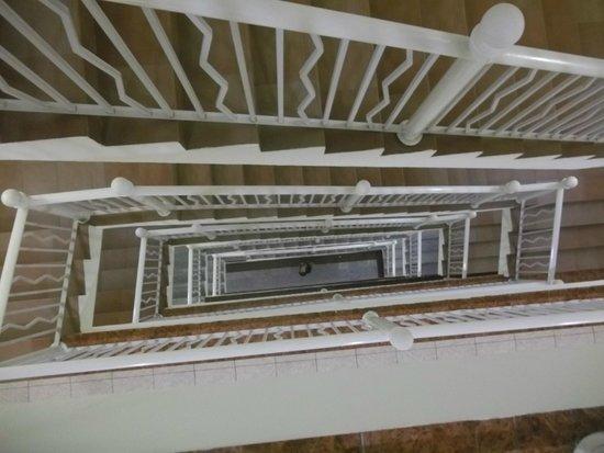 Hotel Riu Vallarta: Escaleras
