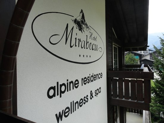 Hotel Mirabeau: pour ne pas le manquer
