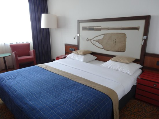 Mercure Hotel Amsterdam City: Bed