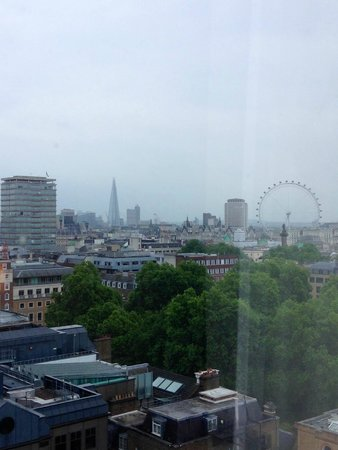 The Cavendish London: View from our room