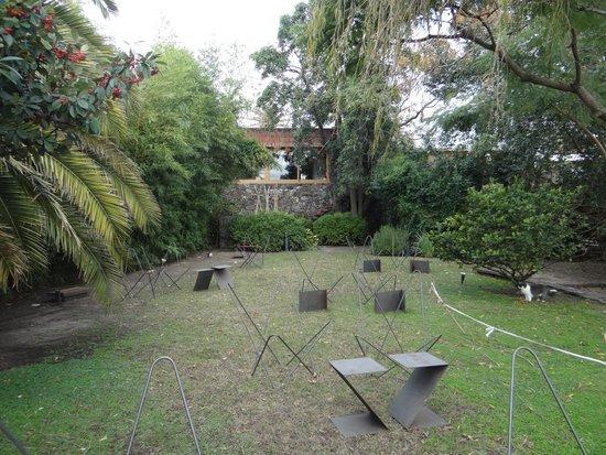 Lentas Maravillas: Jardim