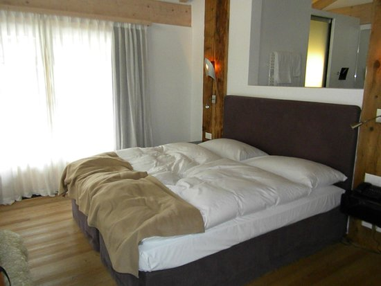 Hotel Mirabeau: chambre agréable, moderne, confortable