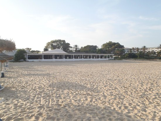 Club Eldorador Salammbo : Restaurant