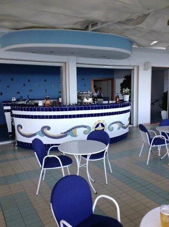 Hotel Panorama: baren på taket