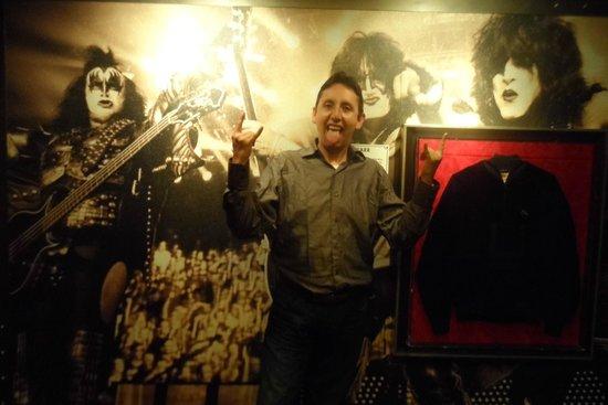 Hard Rock Hotel Panama Megapolis: KISS... YEEEAAAHH