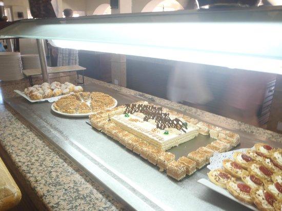 Club Eldorador Salammbo : Desserts
