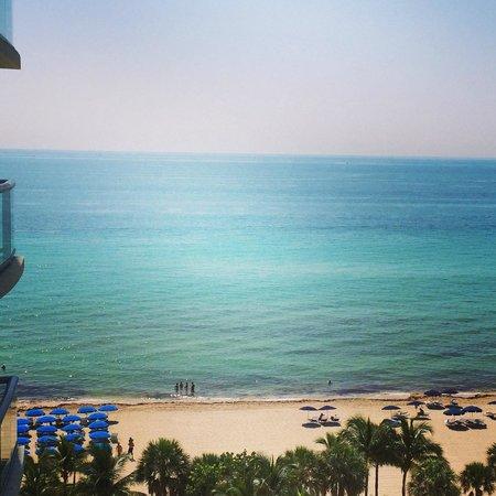 Marenas Beach Resort: Vista da sacada