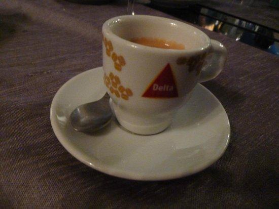 Thai Square Cascais: Coffee