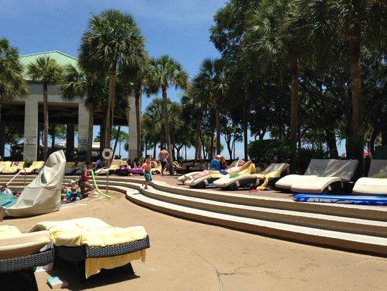The Westin Hilton Head Island Resort & Spa : Pool Area