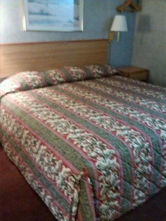 Rodeway Inn Moosic – Scranton: bed