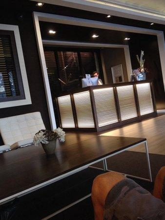 Hotel Royal Ramblas: Ingresso