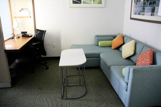 SpringHill Suites Kingman Route 66 : Wohnbereich