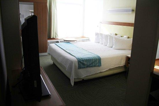 SpringHill Suites Kingman Route 66 : Bett