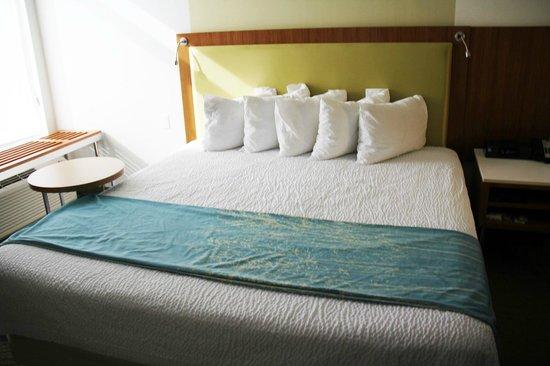 SpringHill Suites Kingman Route 66: Kingsize Bett