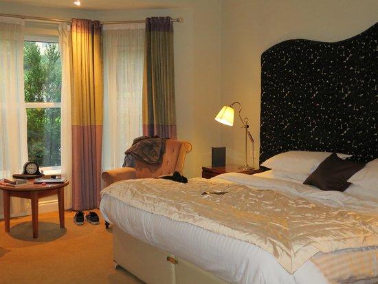 Brook Lane Hotel: 1st floor room