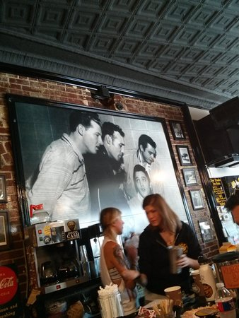 Sun Studio : L'entrée du berceau du rock 'n roll