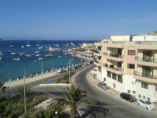 db Seabank Resort + Spa: widok z pokoju