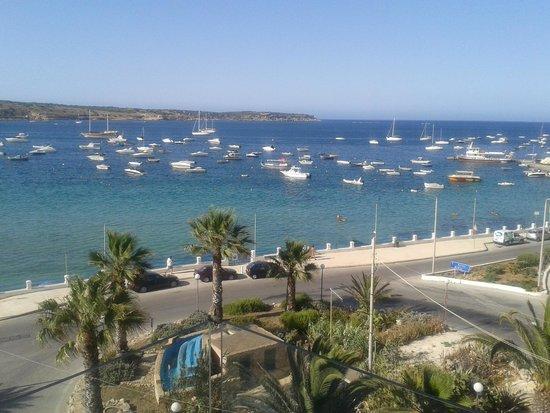 db Seabank Resort + Spa : widok z pokoju