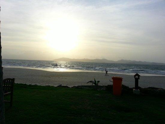 Nitro City Panama Action Sports Resort: Beach