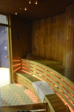 Grand Hotel Viljandi: Finnish sauna