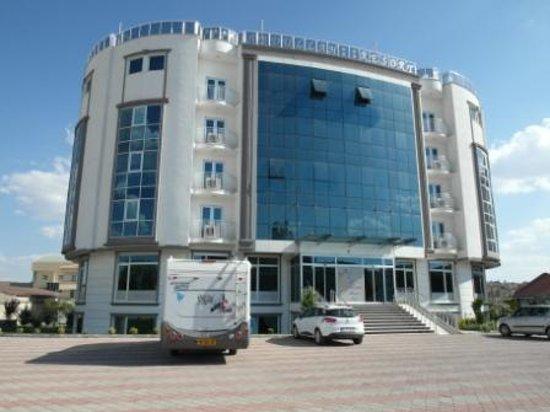 Polatli, Turkije: a safe parking lot