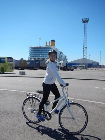 Bicyclean Helsinki: pronti, via!