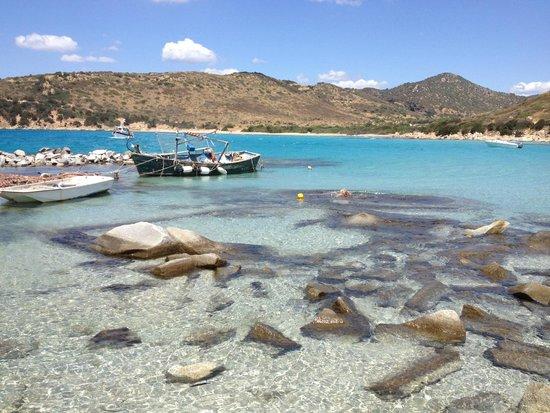 S'Incantu Resort: Punta Molentis