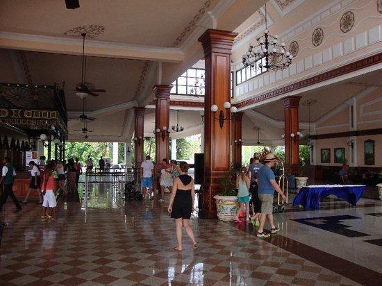 ClubHotel Riu Ocho Rios: Reception