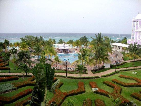 ClubHotel Riu Ocho Rios: View from Balcony