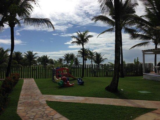 Mar Paraiso Resort: Área de Recreação Infantil