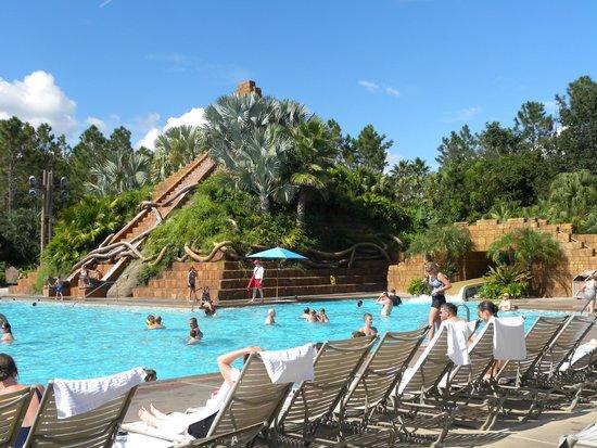 Disney's Coronado Springs Resort: La pileta