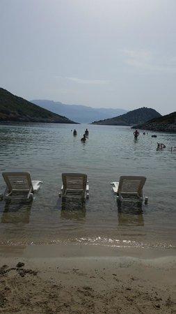 Livadaki Beach: quando si arriva in questo posto il colpo d'occhio è semplicemente Fantastico!
