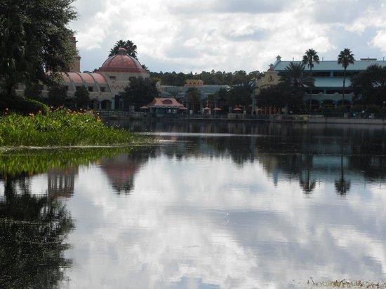 Disney's Coronado Springs Resort: El parque