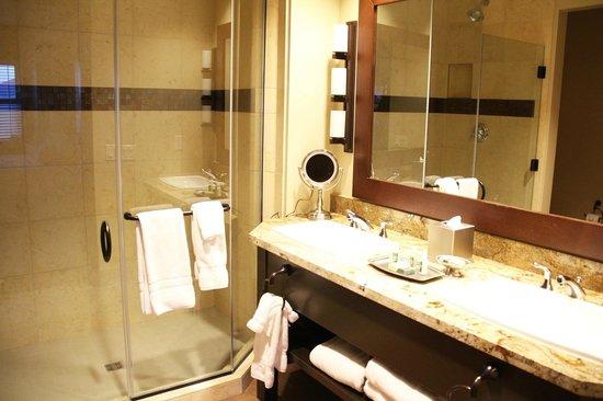 Twin Arrows Navajo Casino Resort : Badezimmer