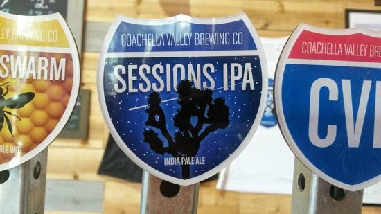 Coachella Valley Brewing Company: Sessions IPA
