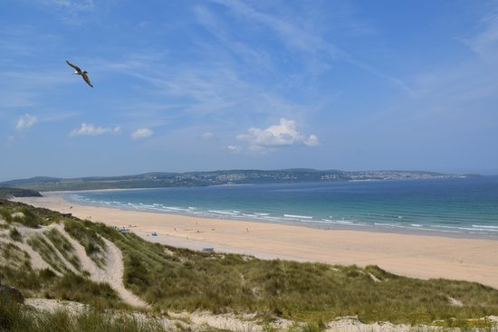 St Ives Bay Holiday Park: Another one across the bay to St. Ives