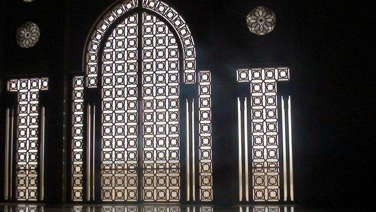 Mezquita y Minarete Kutubía: Porta da Mesquita