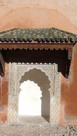 Mezquita y Minarete Kutubía: Tipo de construções