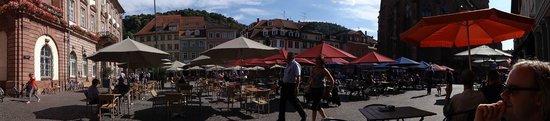 Market Square (Marktplatz) : Great place