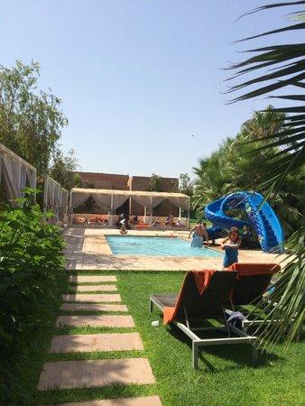 Kenzi Club Agdal Medina: piscine pour enfant