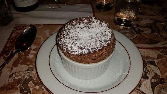 La Cuisine de Philippe : Soufle de chocolate