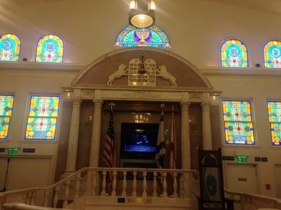 Jewish Museum of Florida - FIU: inside